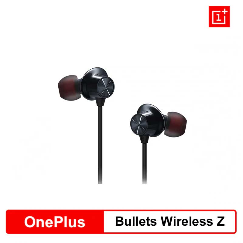 OnePlus Bullets Wireless Z Earphones